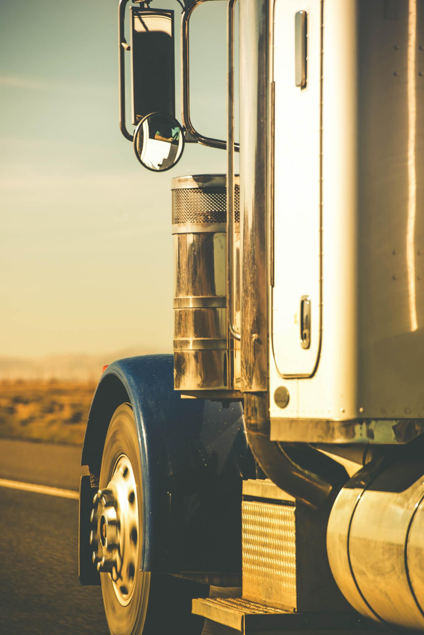 Semi Truck Tractor Pre-Trip