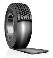 retread truck tire