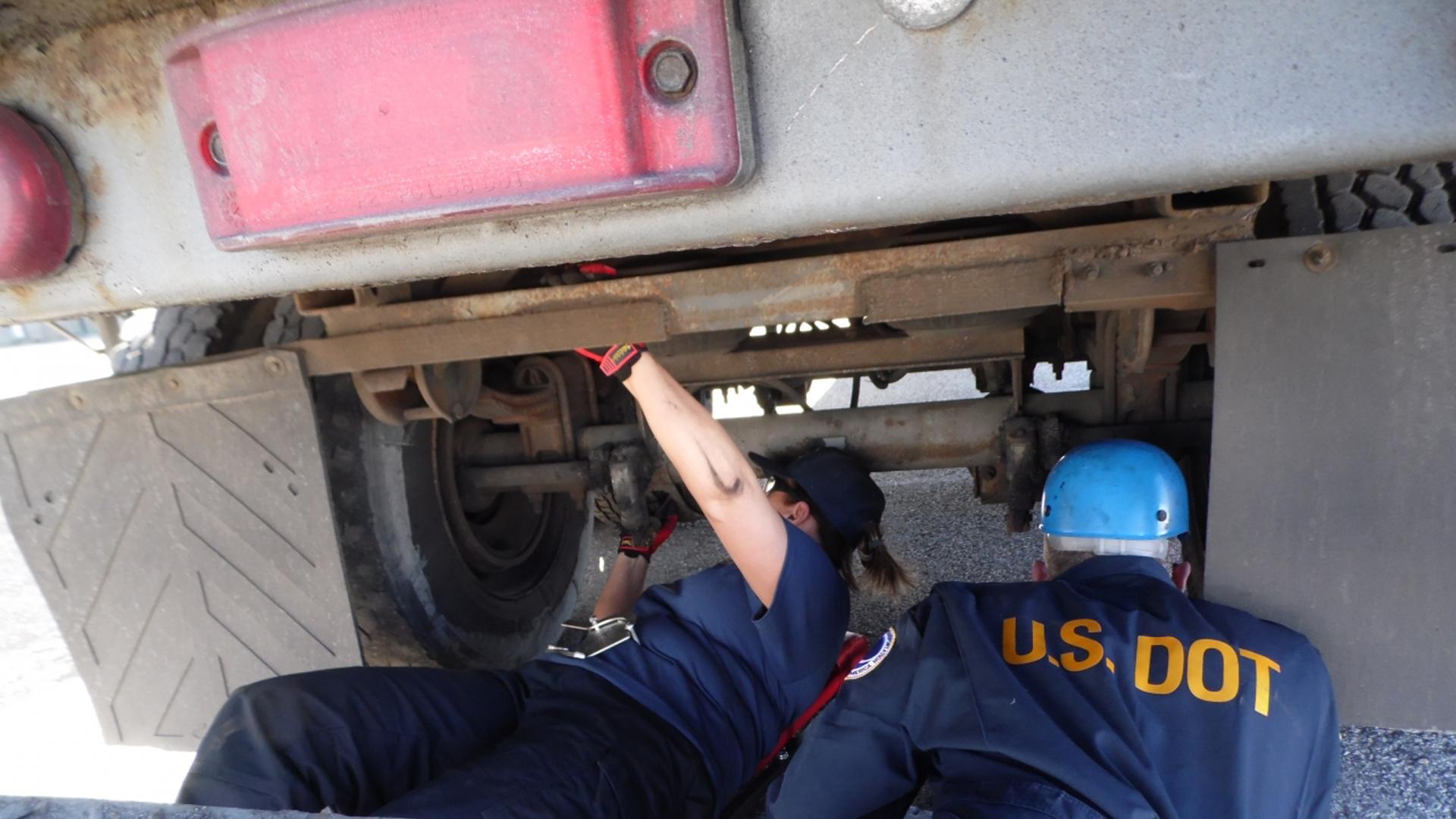 Air Brake Inspection
